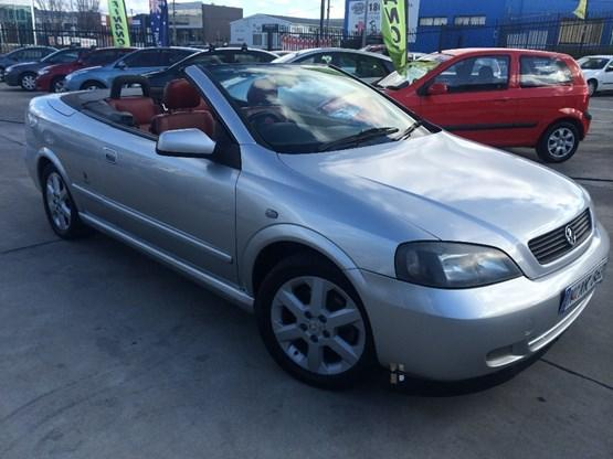 2004 Holden ASTRA  TS