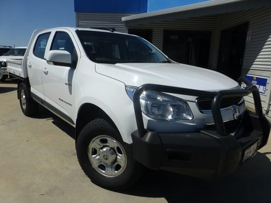 2012 Holden COLORADO RG LX