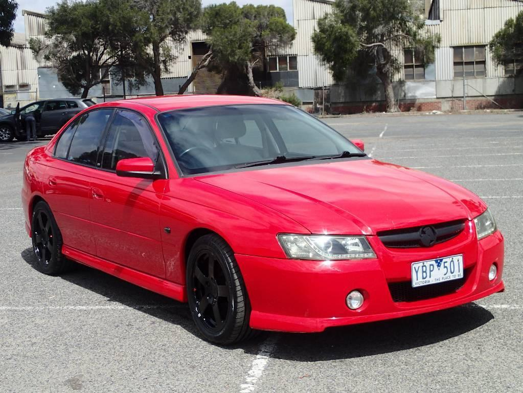 2005 Holden COMMODORE VZ 05 UPGRADE SV6