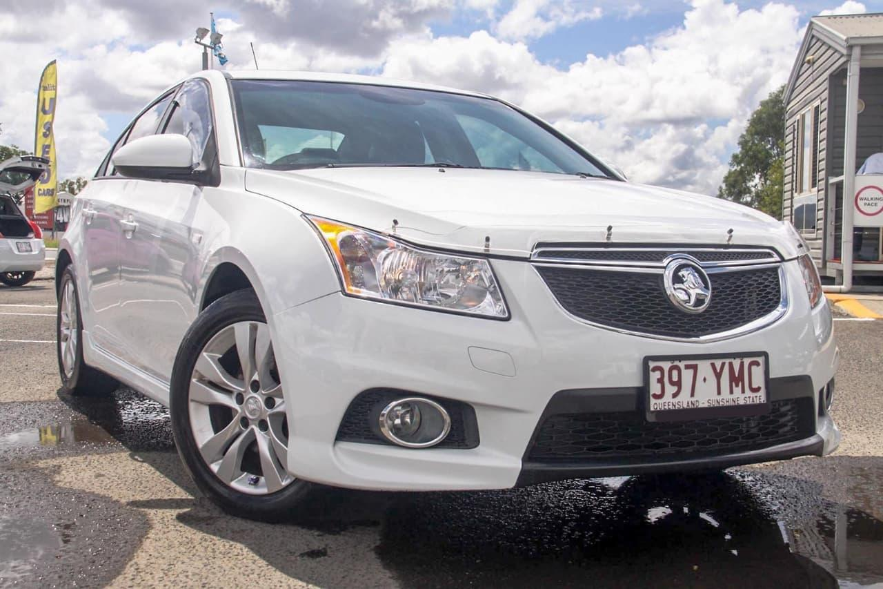 2013 Holden Cruze JH Series II SRI