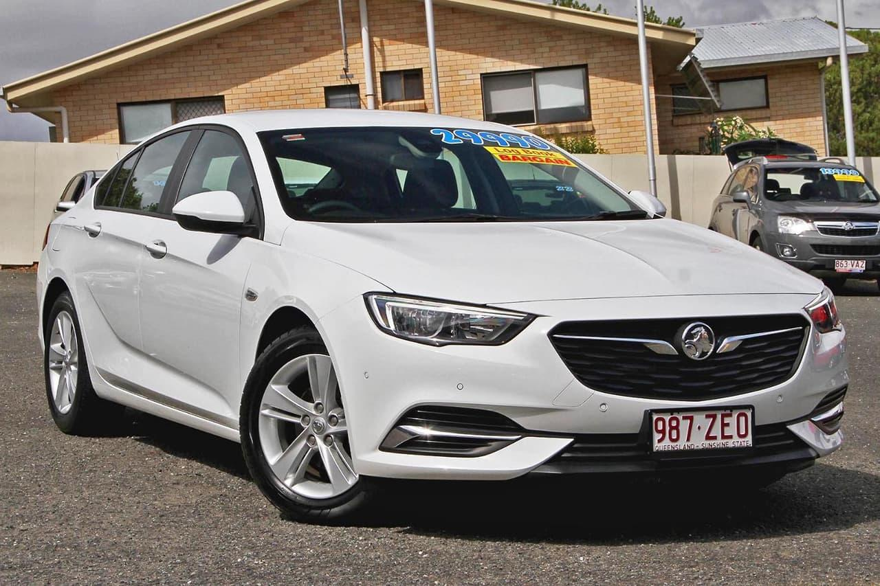 2018 Holden COMMODORE ZB LT