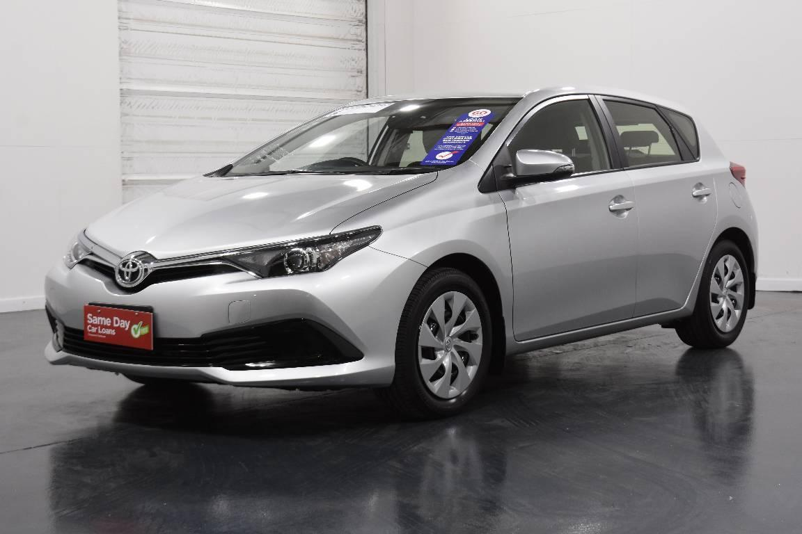 2017 Toyota Corolla ZRE182R MY17 ASCENT
