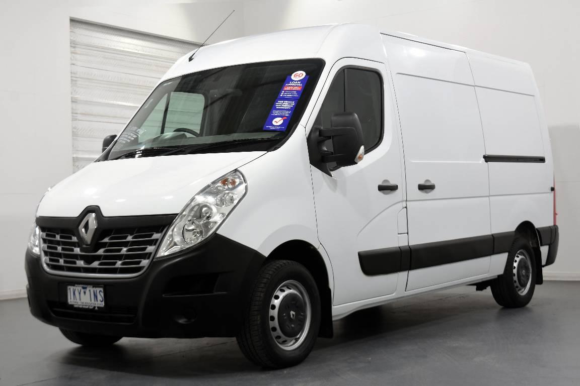 2016 Renault MASTER X62 MID ROOF MWB AMT