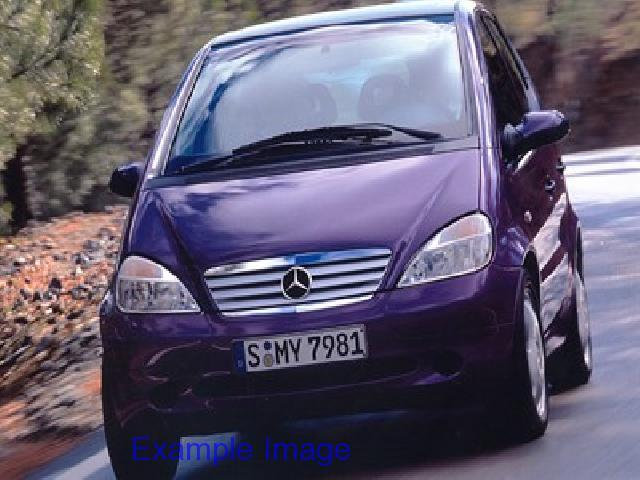 2001 Mercedes-Benz A160 W168 AVANTGARDE
